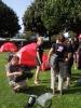 Zelt aufbauen mit Sara machts (5)
